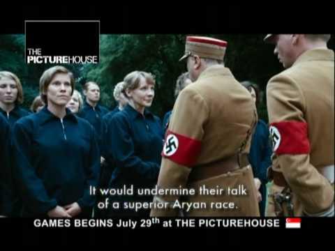 Berlin 36 movie trailer with English subtitles. 1936 希特勒的奥运