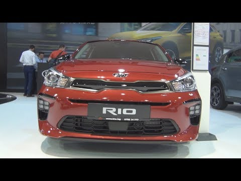 Kia Rio 1.0T 7AT GT Line (2020) Exterior and Interior