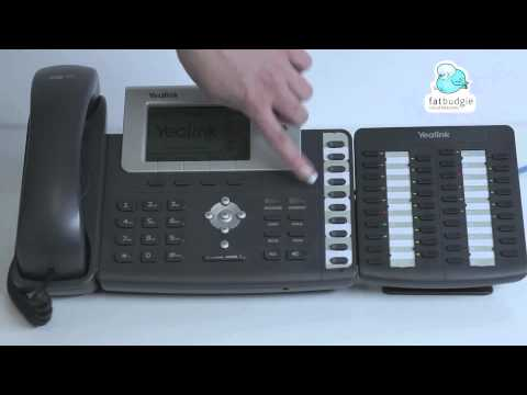 Cloud PBX How to: Overview of Yealink Switchboard Console