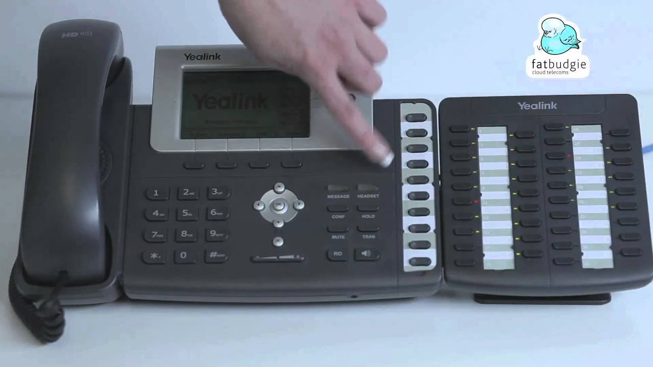 cloud pbx how to overview of yealink switchboard console
