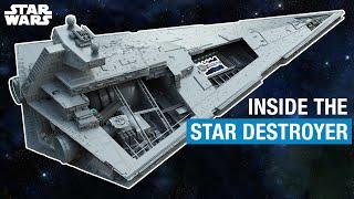 Star Wars:  Inside the Imperial Star Destroyer