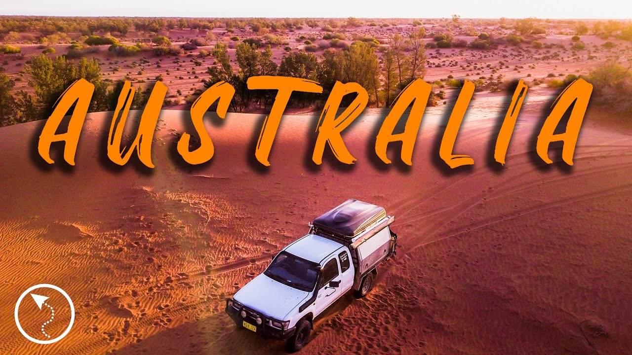 AUSTRALIA BY 4WD TRAVEL DOCUMENTARY - Full Time Overlanding - 348 days, 41,996kms