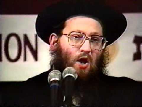 Rabbi Kirzner www.RabbiKirzner.org Aguda Convention Part 1