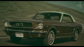 1966 Ford Mustang Coupe Driving + Interior Original Commercial Classic Car Carjam TV HD 2014
