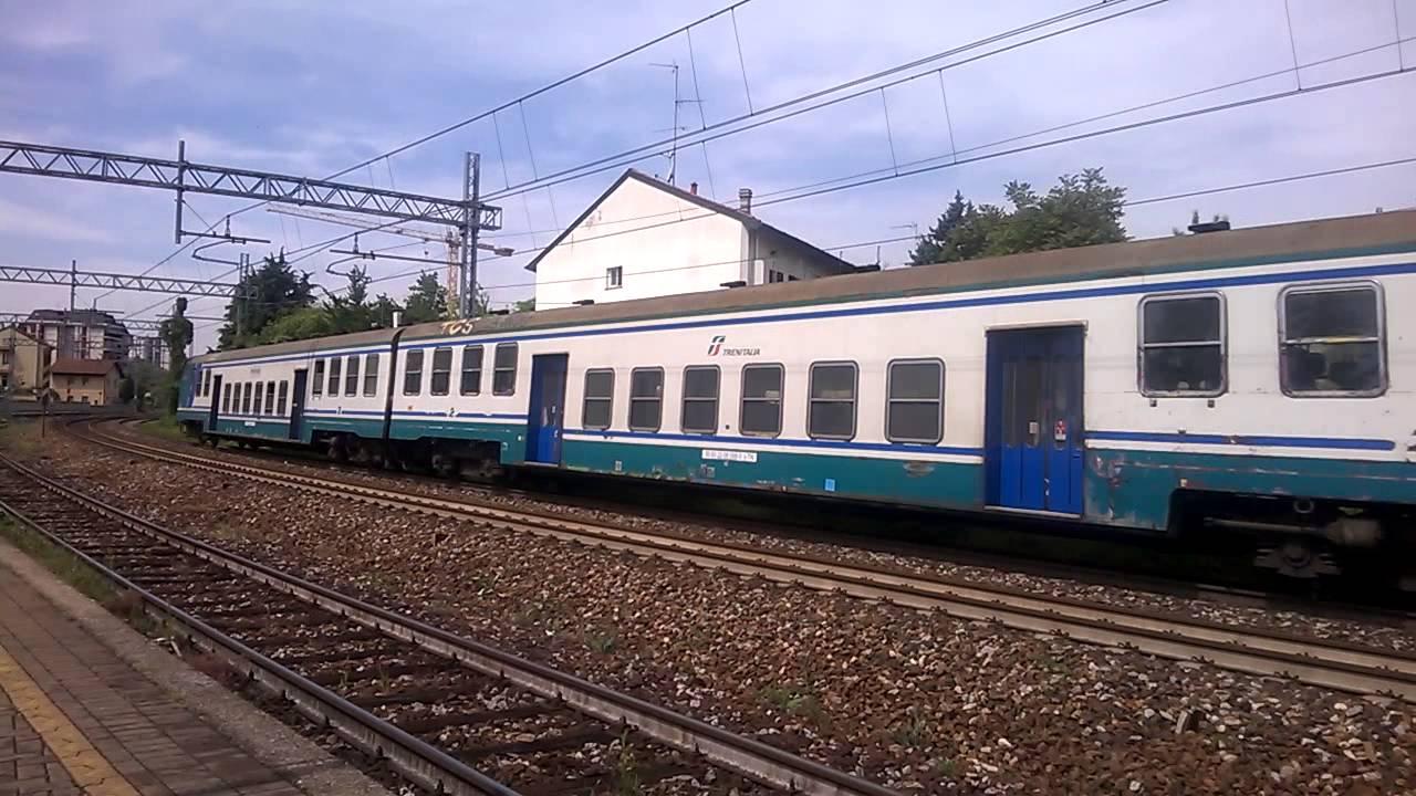 Treni a monza sobborghi e464 199 trenord 6 piano - Treno milano porta garibaldi bergamo ...