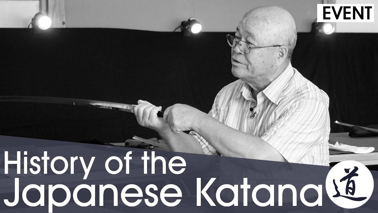 History of the Japanese Katana