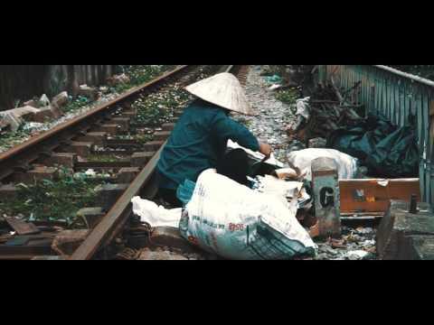 A corner of Hanoi - Railway