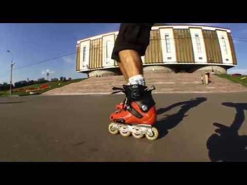 Trượt Paitn - Hưỡng dẫn trick 360 - GiayPatinVn Com