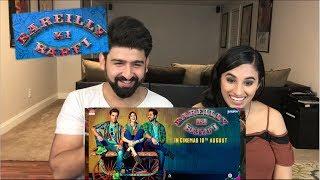 Bareilly Ki Barfi Trailer Reaction | Rajkumar, Ayushman, Kriti | By RajDeep