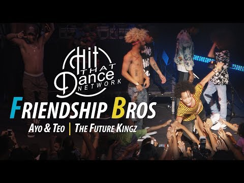 Ayo & Teo - Friendship Bros 🔥 Dance Performance | Feat. The Future Kingz, Kvng Khii & Malik DOPE