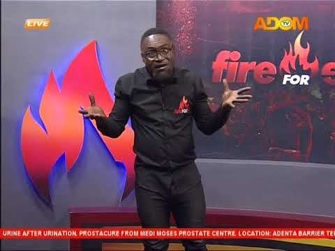 Commentary Position - Fire 4 Fire on Adom TV (15-9-17)