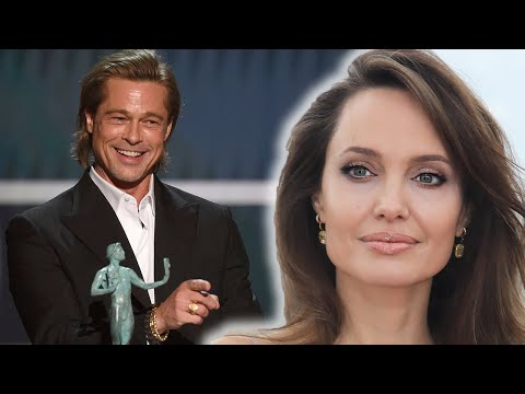 Brad Pitt Receives Backlash Over Angelina Jolie Diss At SAG Awards