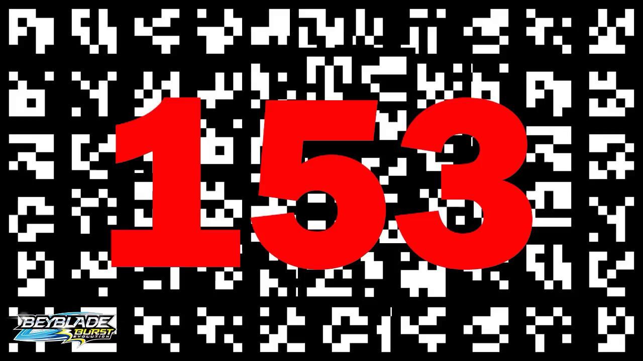 153 Beyblade Burst App QR Codes Hasbro Beyblade Beystadium