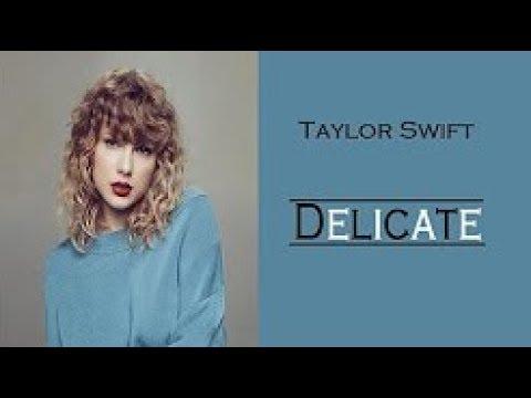 Taylor Swift - Delicate (Ringtone) (2018)