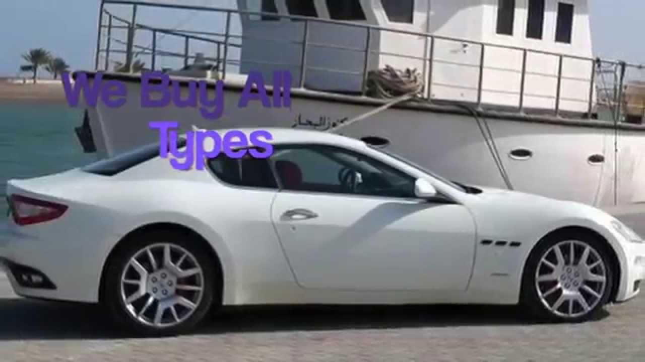 Maserati Club San Diego Sell Your Used Maserati for Cash to the Club ...