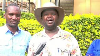 Why is Uhuru and Raila silent after China tour?