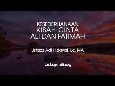Kata Kata Fatimah Az Zahra Tentang Cinta