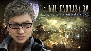 #1 TORNANO VECCHIE CONOSCENZE... - Final Fantasy XV Comrades [Wui Play]