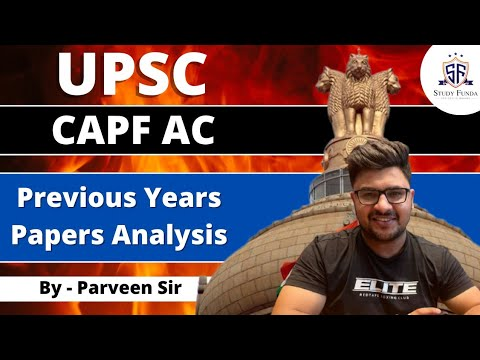 A.C/4-Assistant Commandant exam 2017 Detailed analysis with previous year papers