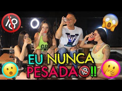 EU NUNCA PESADÃO COM DJ GABI CAVALLIN, MICHELLE MIGNON E JULIA NOGUEIRA! | #MatheusMazzafera