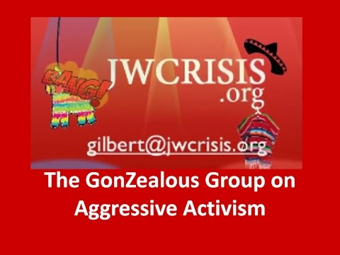 The GonZealous Group on Aggressive Activism