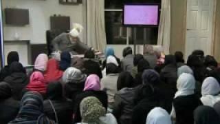 Gulshan-e-Waqfe Nau (Nasirat) Class: 2nd January 2010 - Part 2 (Urdu)