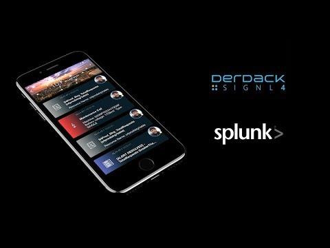 Mobile Alerting For Splunk