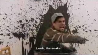 Schuks Tshabalala Snake Prank - Leon Schuster thumbnail