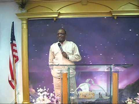 Bishop Akin Akintola - Spiritual Warfare! Are You Engaged? Part 2 of 3