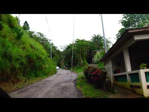 Paseando por Adjuntas, Puerto Rico