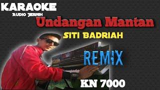 Download Karaoke Undangan Mantan Siti Badriah Remix KN 7000