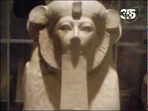 Женщины фараоны на троне Древнего Египта