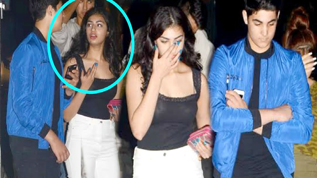 Akshay Kumar Son Aarav Kumar SPOTTED With His Girlfriend ...