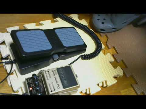 m audio ex p expression pedal boss aw 3 dynamic wah youtube. Black Bedroom Furniture Sets. Home Design Ideas