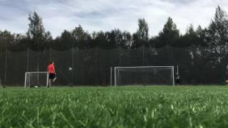 Обучение обработке мяча, урок-гайд. (нет)