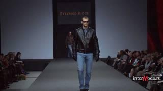 Stefano Ricci на открытии Volvo Fashion Week. 2ч