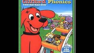 Clifford the Big Red Dog Phonics (2003, CD-ROM game)