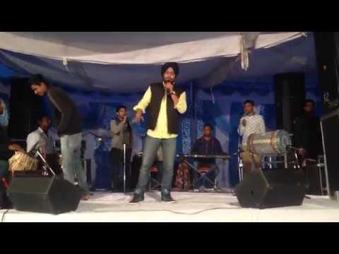 Singh Harjot | Mitti Da Bawa | JIND MAHI | Live | Rabb Da Man Harjot