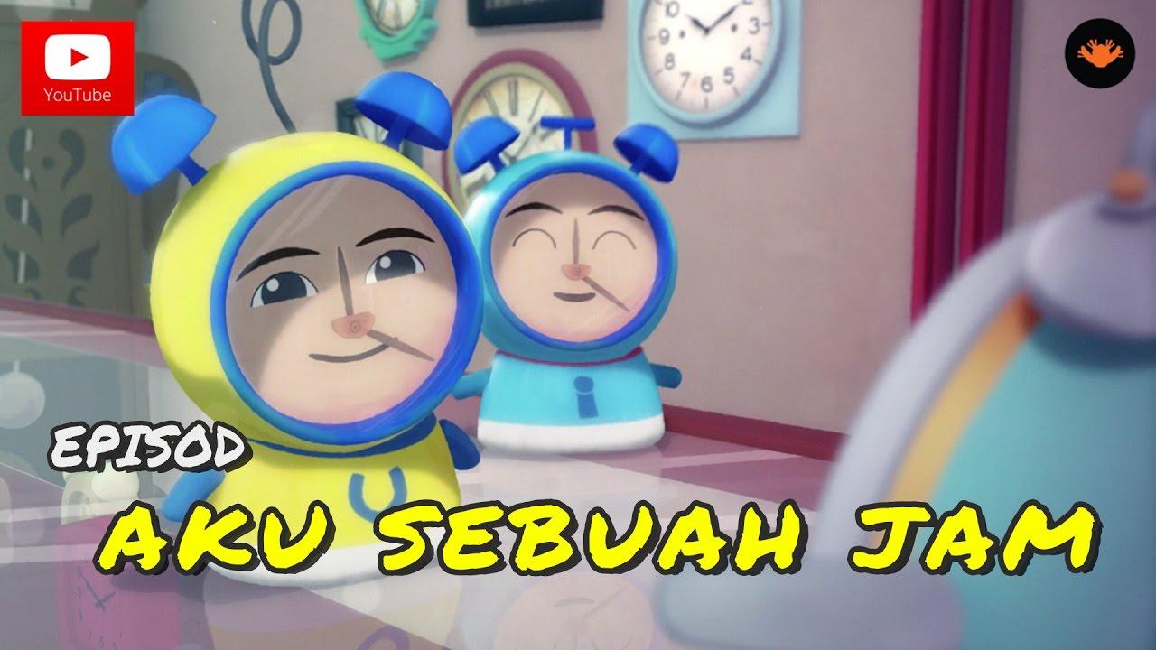 Upin & Ipin Musim 10 Aku Sebuah Jam HD Full Episode