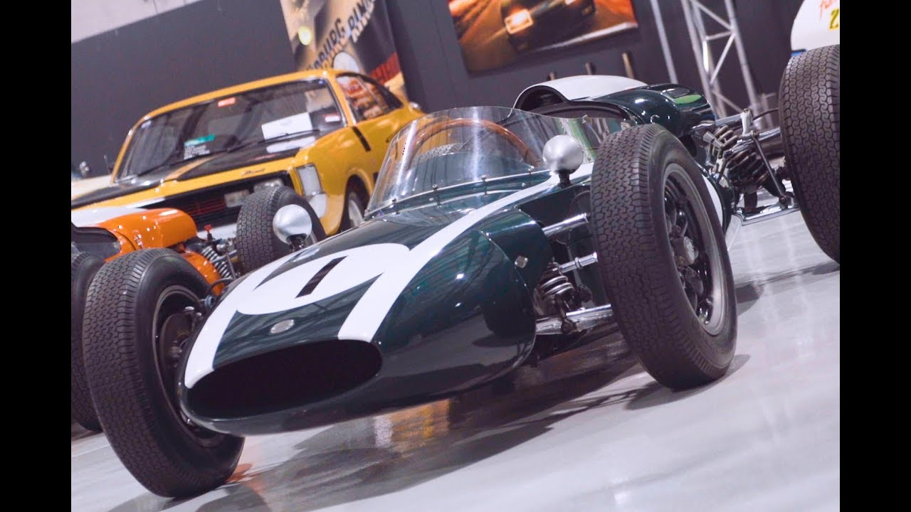 c1960 Cooper Climax T53 Low Line Race Car  -  2018 Shannons Melbourne Winter Classic Auction