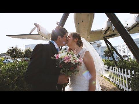 Hallmark Hotel | Suzanne + Chris's Wedding Film