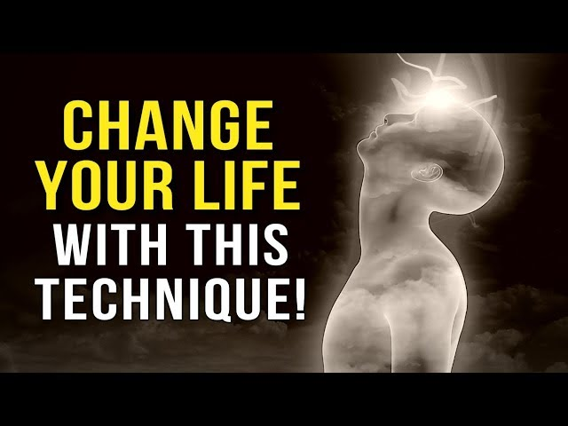 This Subconscious Mind Technique Can Change Your Life! (Learn This, and You'll Never Be The Same!)