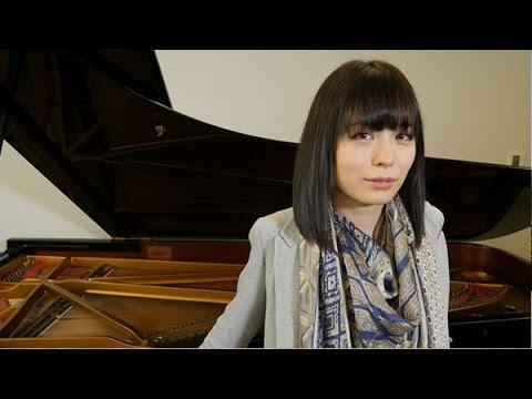 ピアニスト・アリス=紗良・オットさん グリーグを語る - YouTube