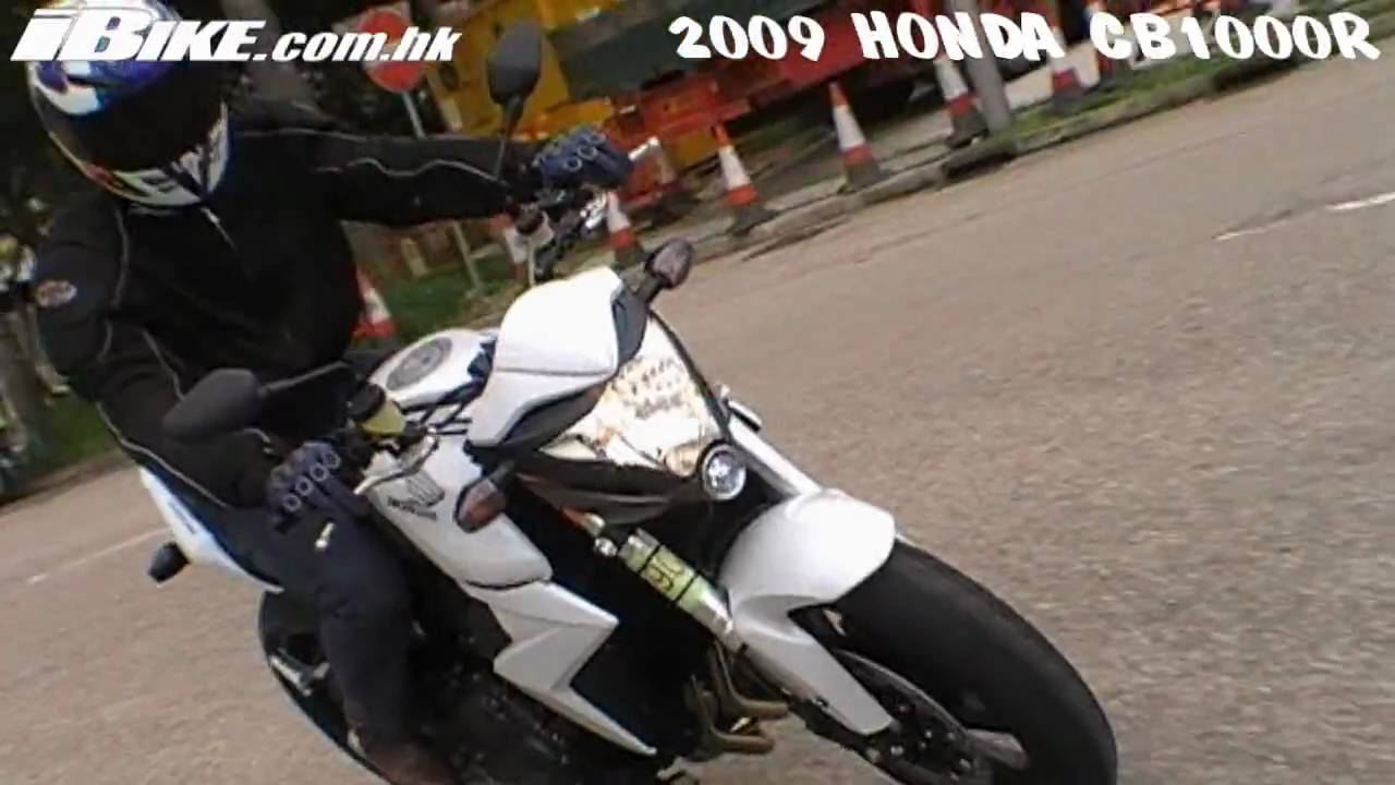 2009 honda cb1000r youtube. Black Bedroom Furniture Sets. Home Design Ideas