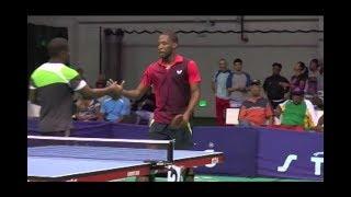 SPORT: Britton Is Men's Table Tennis Singles Champion