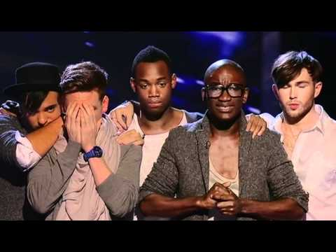 The Result - The X Factor Live Shows Week 1 (Full Version)