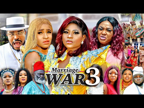 Download MARRIAGE WAR SEASON 3 (New Movie) DESTINY ETIKO 2021 Latest Nigerian Nollywood Movie 720p