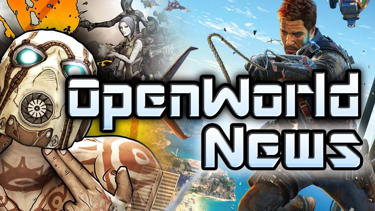 Open World Games News: Borderlands 3 & Just Cause 3 ... Borderlands 3 News
