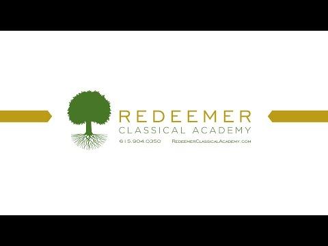 Redeemer Classical Academy: Why RCA?