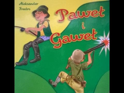 Paweł I Gaweł Aleksander Fredro Audiobook Dla Dzieci